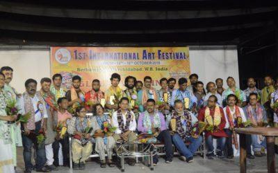 1st International Art Exhibition