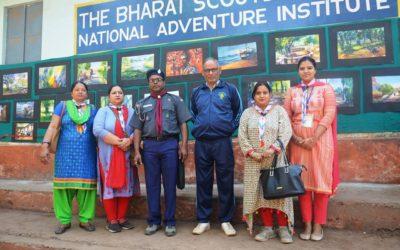 Bharat Scout & Guide, National Adventure Institute