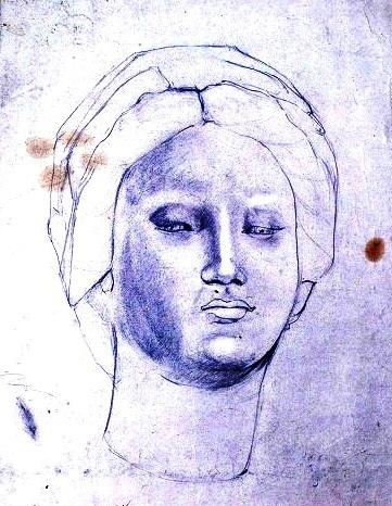 Venus drawing